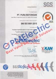 SNI ISO-9001-2015